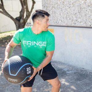 FringeSport Immortal Wall Ball