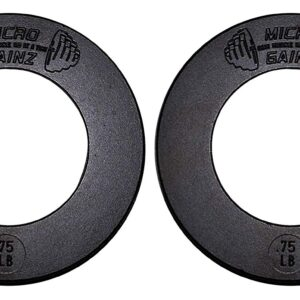 Micro Gainz Fractional Weight Plates