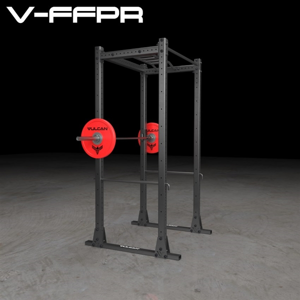Vulcan Flat Foot Base Power Rack