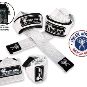 Frost Giant Fitness Lifting Straps