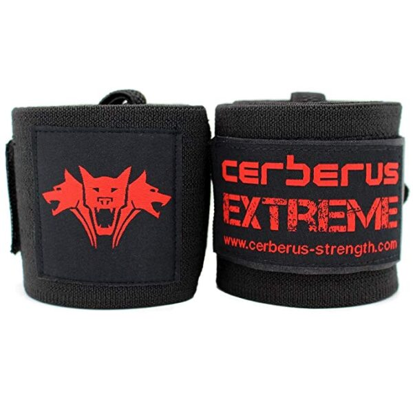 CERBERUS Extreme Wrist Wraps