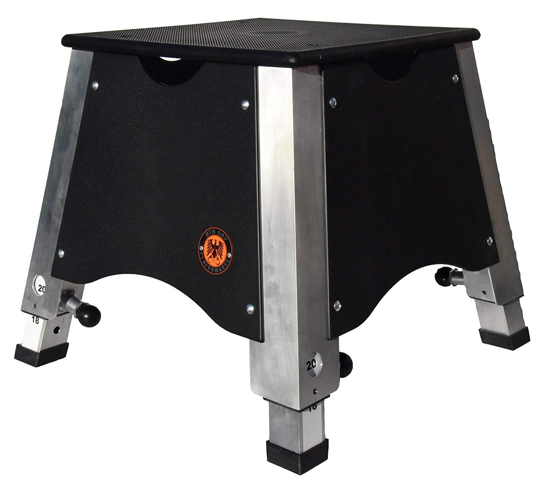 Elev8 Adjustable Plyometric Box