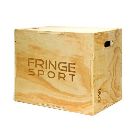 FringeSport Multiple Sided Plyometric Box