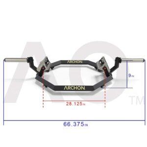 ARCHON Multi Grip Trap Bar