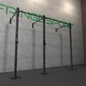 """FringeSport 3""""x3"""" Wall Mount Gym Rig"""