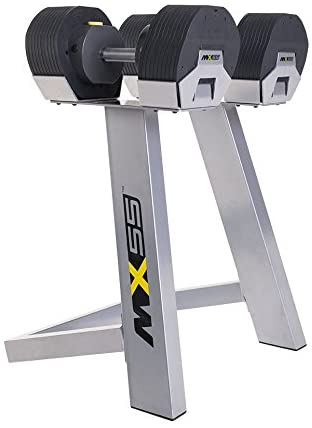 MX Select MX55 Adjustable Dumbbells