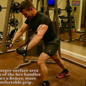 IPR Fitness HEX Handle