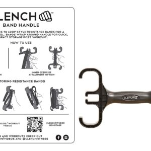 Clench Resistance Bands Handle