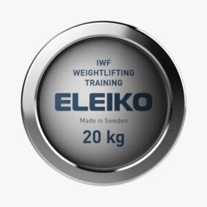 Eleiko IWF Weightlifting Training Bar, NxG 20KG Men
