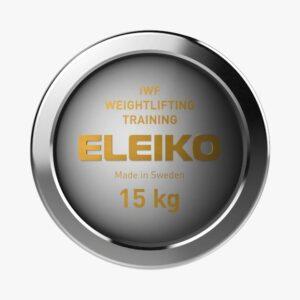 Eleiko IWF Weightlifting Training Bar, NxG 15KG Women