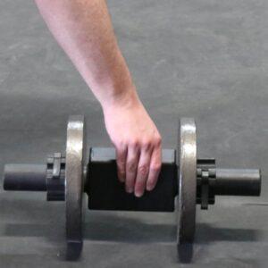 Titan Fitness Beam Dumbbell Handles