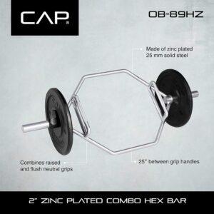 CAP OB-88HZ Hex Bar