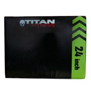Titan 3-in-1 Heavy Foam Plyometric Box