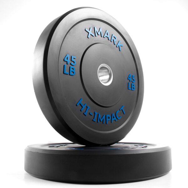 XMark Hi-Impact Bumper Plates