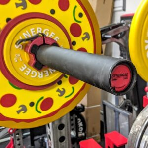 Synergee Games Colored Cerakote Barbell