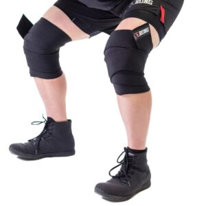 Sling Shot STrong Knee Wraps