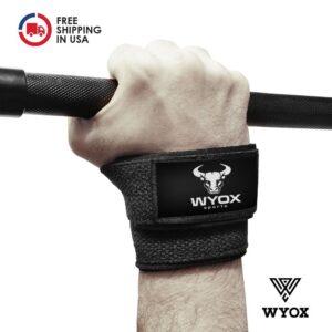 Wyox Figure 8 Weight Lifting Straps