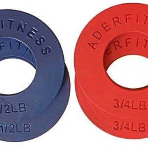 Ader Fitness Olympic Fractional Plates