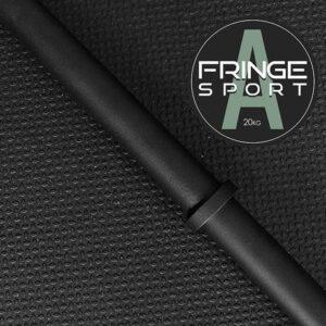 FringeSport 20KG Axle Fat Bar