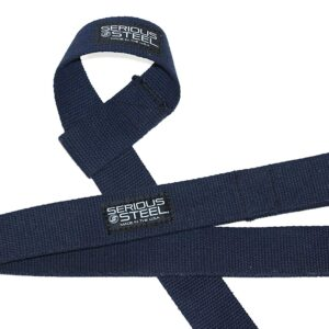 Serious Steel Heavy-Duty Lifting Straps