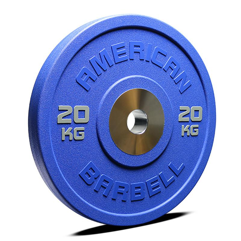 American Barbell KG Urethane Pro Series Plates