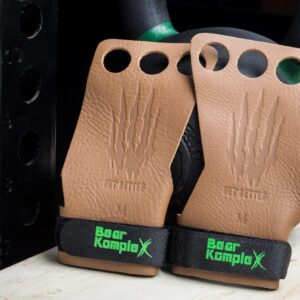Bear KompleX 3 Hole Hand Grips