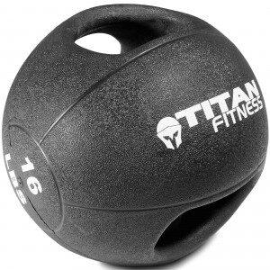 Titan Dual Grip Medicine Ball