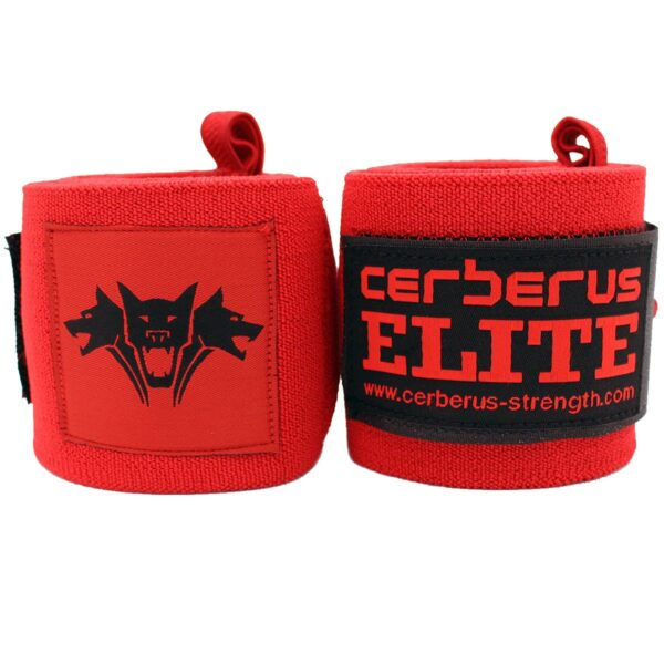 CERBERUS Elite Wrist Wraps