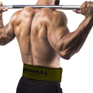 Iron Bull Strength Powerlifting Belt