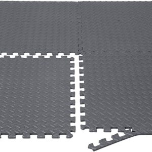 AmazonBasics EVA Puzzle Exercise Mat