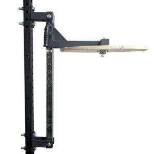 Titan Power Rack Mounted Adjustable Speed Bag Platform