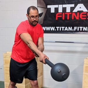 Titan Loadable Mace Hammer