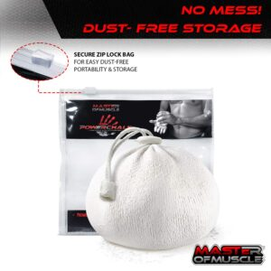 Master of Muscle Chalk Ball