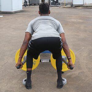 Titan Weighted Wheel Barrow