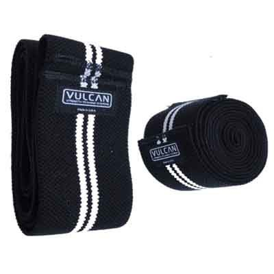 Vulcan Professional/Competition Grade Knee Wraps