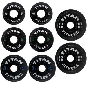 Titan LB Change Plates V2