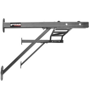 Titan Multi-Grip Pull Up Bar