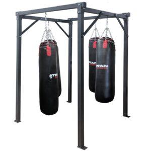 Titan Heavy Duty 4 Bag Boxing Stand