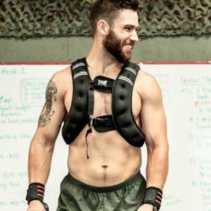FringeSport WODmaster Weight Vest