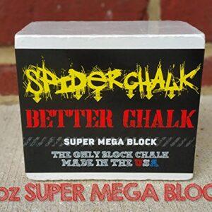 Spider Chalk Better Chalk Super Mega Block