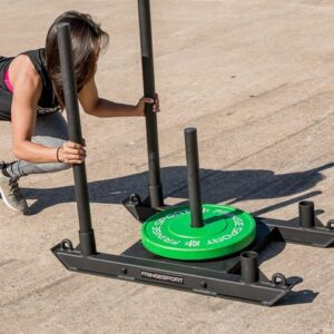 FringeSport Commercial Chariot Sled