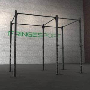"FringeSport Floor Mount Gym Rig 3""x3"""