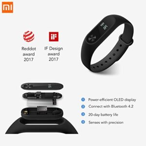 Xiaomi Mi Band 2 Fitness Tracker