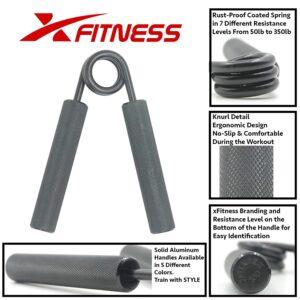 xFitness Metal Hand Gripper