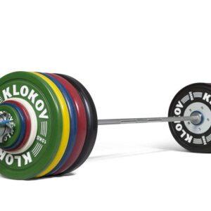 Klokov Olympic Weightlifting Barbell