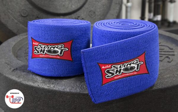 Sling Shot Knee Wraps