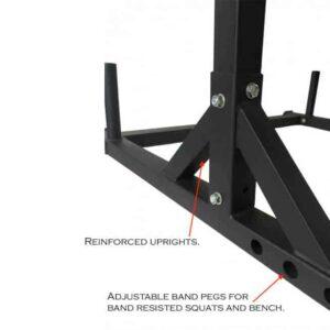 Bells of Steel Commercial Grade Squat Stand 2.0