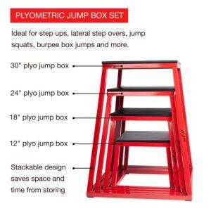 j/fit Plyometric Jump Boxes