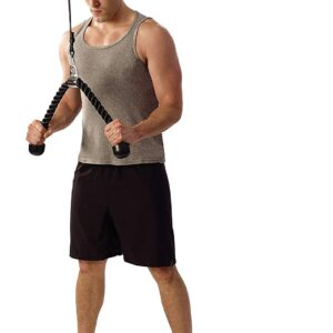 Valeo Universal Triceps Rope Pulldown