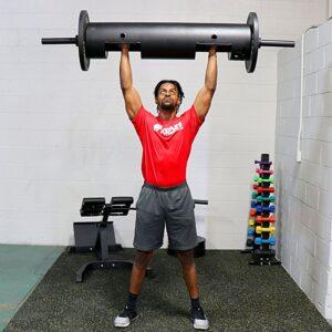 Titan Strongman Log Bar